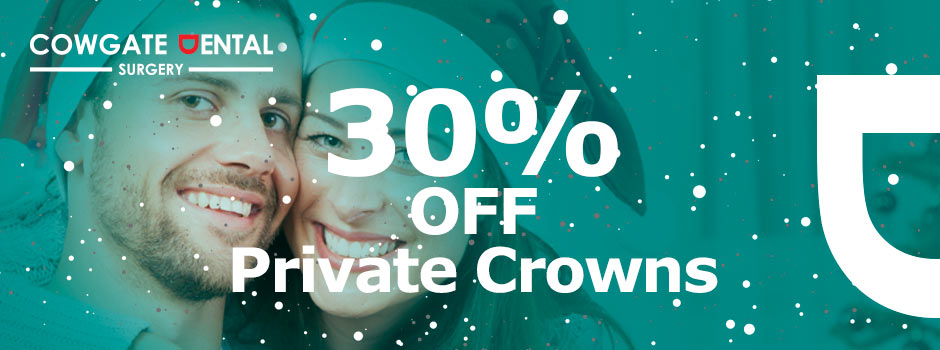 30 Off Private Crowns